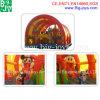 Candy inflável Jumper Bouncer House para Kids