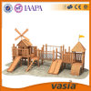 2016 nuovo Design Wood Playground Equipment da Vasia (VS2-6107B)