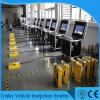 Controlo de segurança Uuvs do estacionamento para o móbil do hotel sob o sistema do veículo