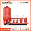 Alto sistema di pompaggio del rifornimento idrico di lotta antincendio della costruzione