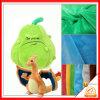 100 poliestere Soft Plush Fur Fabric per Toy