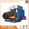 Limpar a caldeira de vapor despedida Diesel do petróleo 1ton da máquina
