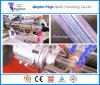 Производственная линия шланга трубы стального провода PVC усиленная/делать линию машины/штрангя-прессовани