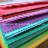 Papel impreso de color sólido para MDF, madera contrachapada, varios colores disponibles