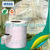 Het Synthetische Document van geschikt om gedrukt te worden pp voor de Zelfklevende Materialen van het Gezicht van het Etiket