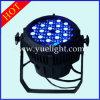 LED-NENNWERT 54 3W RGBW im Freien wasserdichter Amerikaner DJ helles IP65