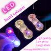 새로운 디자인 LED 가벼운 저속한 구리 금관 악기 싱숭생숭함 손 방적공