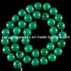 [إكسغ-لك041] مجوهرات /Findings ظلام - خضراء طبيعيّ مستديرة سائبة فيروز خرز
