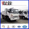 중국 4X2 경트럭 소형 트럭 5 톤 화물 트럭