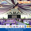 1000년 Seaters를 위한 호화스러운 Decorated Large Wedding Tent