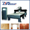 Máquina de grabado de madera de bambú de la máquina de las tallas del CNC