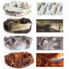 다중 기능적인 어업 테일 어업 담황색의 연한 가죽 Headwear