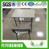 Escritorio y silla baratos de los muebles de escuela solos para la venta (SF-104S)