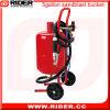5 Gallonen-beweglicher entfernbarer Sandstrahler