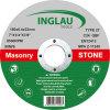 Wheel de moedura para Stone 180X6X22.2mm