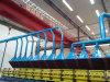 Línea perdida semiautomática Quipment de lanzamiento respetuoso del medio ambiente del bastidor de la espuma