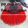 PP Wire Cup Brush para Environmental Sanitation Machine (YY-338)