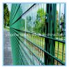 PVC Coated Double Wire Mesh FenceかTwin Wire Mesh Security Fence