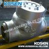 Задерживающий клапан качания уплотнения давления литой стали (H64Y)