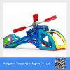 Jouet magnétique de positionnement de bloc de Playmager
