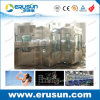 300ml-1500ml PE botella plana Agua mineral de relleno Máquina que capsula
