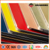 2015 ISO/SGS Certificate 4ft*8ft Standard Size PE Aluminum Composite Panel