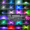 Luz laser del RGB