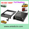 4/8CH 3G/4G WiFi HDD Rugged Vehicle DVR para CCTV System
