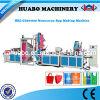 De niet Geweven Zak die van de Stof Machine (hbl-c 600/700/800) maken