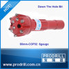 Бит кнопки молотка Cop32-90mm DTH для Drilling утеса