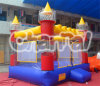 Hot Sale (CHB307)에 아이 Inflatable Commercial Bounce