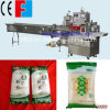 O PLC controla a máquina de embalagem automática do macarronete de arroz