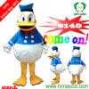 Olá! traje da mascote do pato de En71 Donald