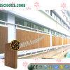 Garniture encadrée personnalisée de refroidissement par eau pour des serres chaudes