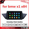 Navegação do carro Audio/GPS/para o reprodutor de DVD 2009-2013 do carro de BMW X1 E84