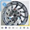 كبيرة حجم يدحرج سبيكة [20ينش] سبيكة عجلة يجعل في الصين