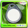 Tag sem contato Keyfobs do controle de acesso do ABS Eco-Friendly RFID do Hf do Lf