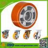 Polyuréthane Mold sur Aluminium Core Wheels et Castors