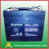 Alta qualidade SMF Solar Power System Storage Battery 85ah 12V
