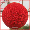 Different Sizesの2015人工的なHanging Decorative Flower Ball