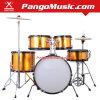 tambor anaranjado del niño 5-PC fijado (Pango PMBJ-390)