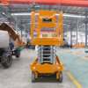 6m Self Drive Hydraulic Man Lift Table