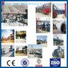Le ce de la BV de grande capacité délivre un certificat la machine de dessiccateur rotatoire de tambour du sable trois