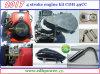 ciclo del kit 4 del motore della bici 49cc, motore 49cc di Huasheng