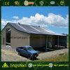 Edificio galvanizado modular del almacén de la estructura de acero (LS-SS-211)