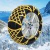 GS Highquality Plastic TPU Tire Chains de la CE à vendre