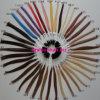 Diagramma dell'anello di colore di estensioni dei capelli umani di Remy