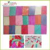 confeti de papel ignífugo colorido de los 5*2cm Retangular