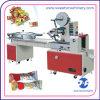 De Machine van de Verpakking van het Suikergoed van het Hoofdkussen van de Apparatuur van de Verpakkende Machine van het suikergoed