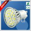 Diodo emissor de luz Bulb de SMD 5050 20PCS GU10